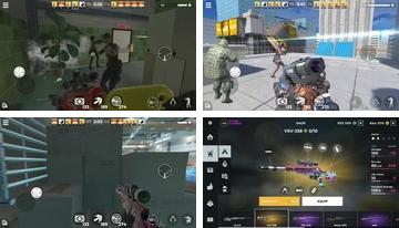 AWP-MODUS: Sniper 3D Online