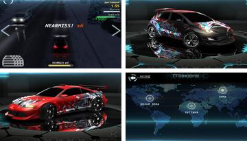 XRacer: Traffico Drift