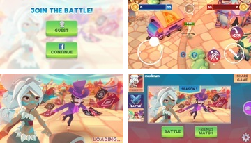 Bash Arena - 3v3 Online Team Battles Game