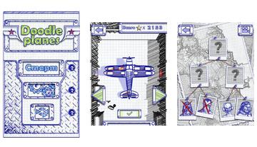 Doodle Lėktuvai