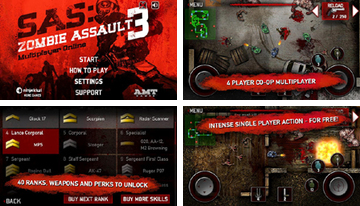 SAS Zombi Assault 3