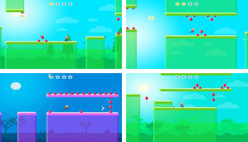 Paraply Jump: Platform Run