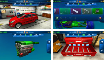 Mechanic Car Simulator 2014