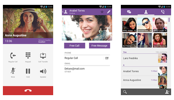 Viber: Free Messages & samtal
