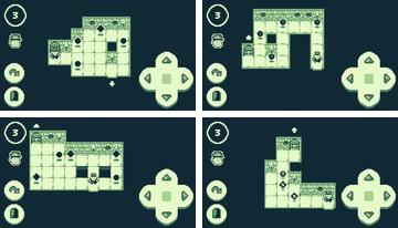Warlock s Tower: Retro sarežģīta problēma