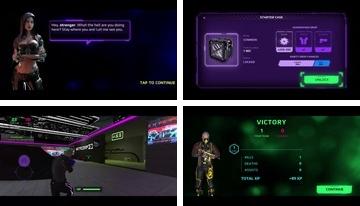CyberHero: Cyberpunk