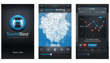 SoundBest Muzikos grotuvas