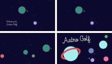 Astro golfas