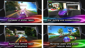 Race Illegal: High Speed ​​3D