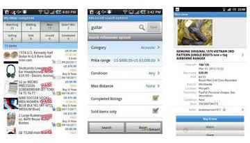 EBay Oficial Android App