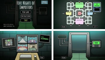 Five Nights of Impostors