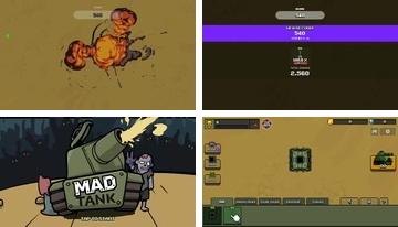 Šialený tank
