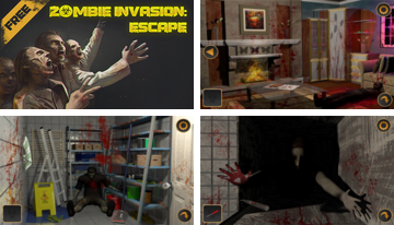 Invasion Zombie: Escape