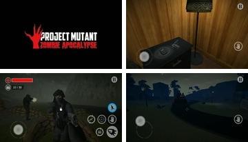 Project Mutant - Zombie Apocalypse