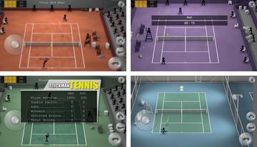 Stickman Tenis