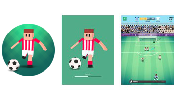Tiny Striker: World Football