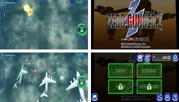 ZERO GUNNER 2 clasic