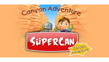 Supercan Canyon Adventure