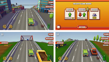 Highway Traffic Racer planeta
