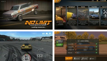 No Limit Drag Racing 2 La