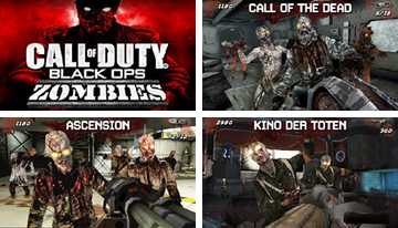 Call of Duty Negre Zombies Ops