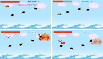 Birdy bomba