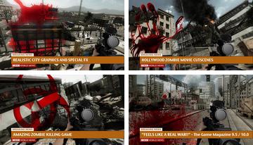 Zombie Kill: Gratis Spel