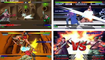 Slashers Έντονη 2D Fighting