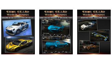 Club Car: Storm Sintonía