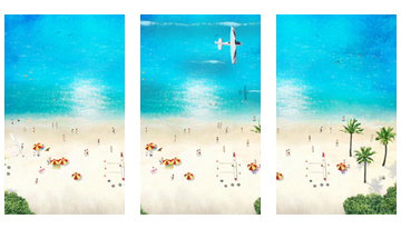 Beach livewallpaper Ώρα