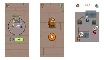 Thief Puzzle 2: Impostor Puzzle