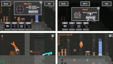 Noob gegen Pro gegen Hacker 2: Jailbreak