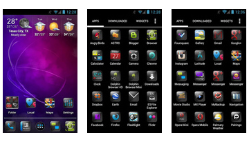 Sann HD Apex Theme