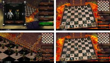 Karas šachmatų