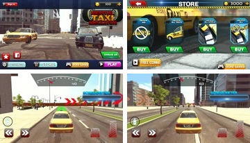 Mental Taxi Simulator - Taxispel