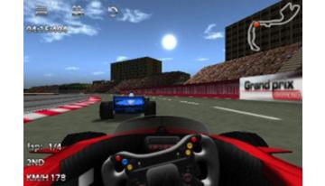 GrandPrix живо Racing