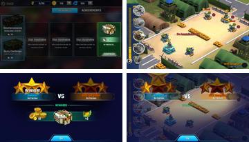 Blitz Prikaati: Rival Tactics