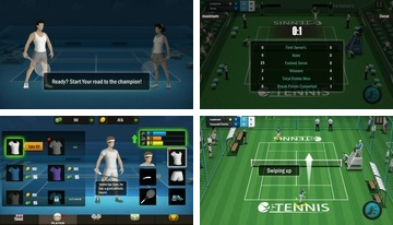Pocket Tennis Liga