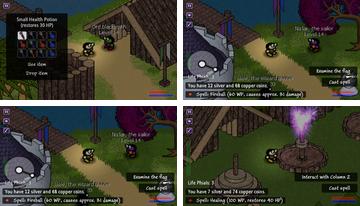 Sumraka Zemljišta (Akcija RPG)