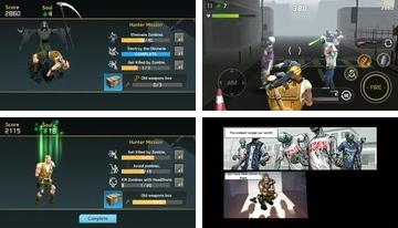 The Running Dead-Зомби стрелба, изпълняваща игра FPS