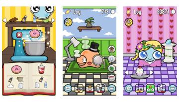 Loy - Virtual Pet Spiel