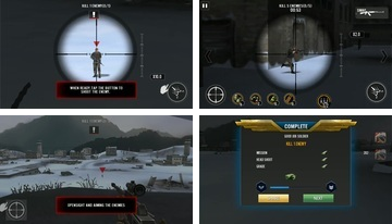 Ghost Sniper Shooter: Kontrakt Killer