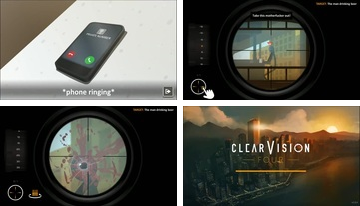 Clear Vision 4 - Gratis Sniper Game