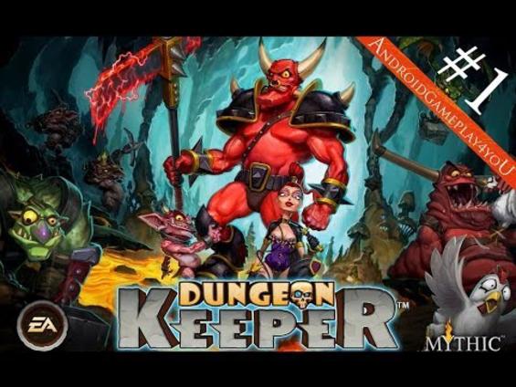 Preuzimanje Dungeon Keeper 1683 Za Android Huawei Y6 Pro