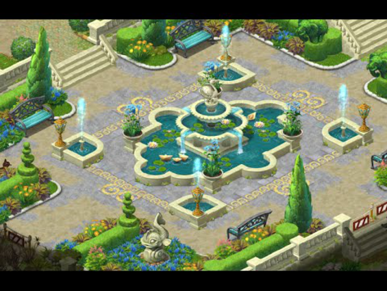 Bon Download Gardenscapes   New Acres 2.5.2 For Android Alcatel One Touch Pixi