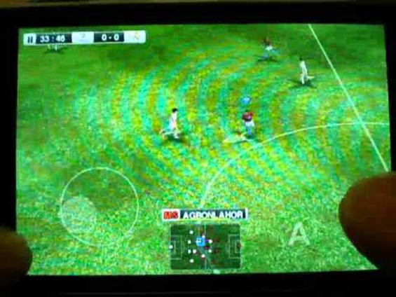 Télécharger PES 2011 Pro Evolution Soccer 1 0 4 pour android
