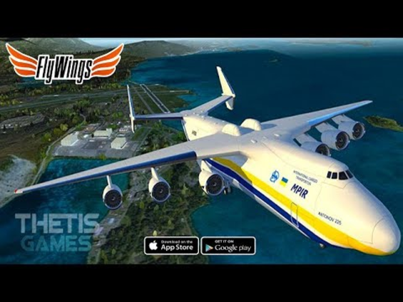 Download Flight Simulator 2018 FlyWings Free 1 3 0 for android