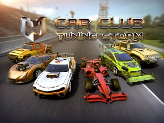 Download Game Car Club Tuning Storm For Android
