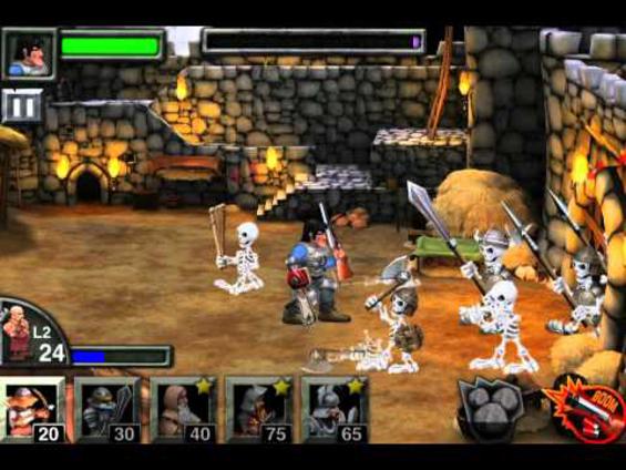 Descargar el juego Ejército de Defensa de la Oscuridad 1.1 ...