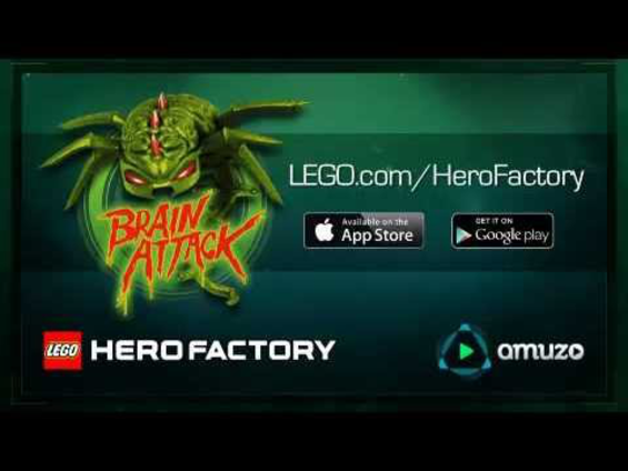 Download Lego Herofactory Brain Attack 15025 For Android Samsung